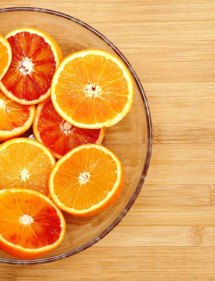 Nya organiska apelsiner fotografering för bildbyråer