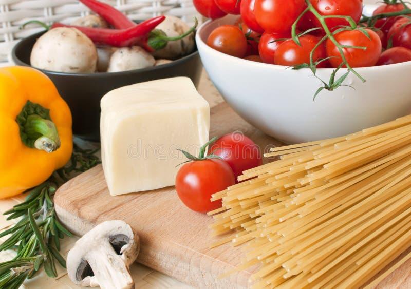 nya pastagrönsaker arkivbild
