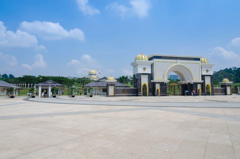 Nya Royal Palace Istana Negara royaltyfri foto
