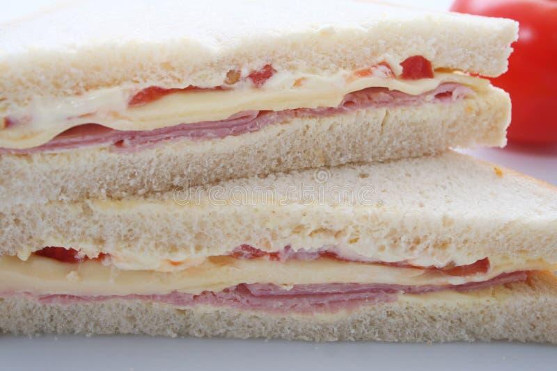 nya smörgåsar royaltyfri foto
