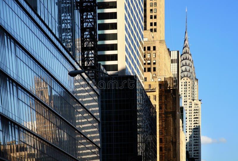 nya stycken york för stad royaltyfria foton