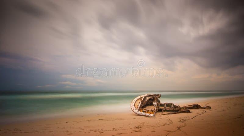 Nyang Nyang plaża, Bali, Indonezja obrazy royalty free