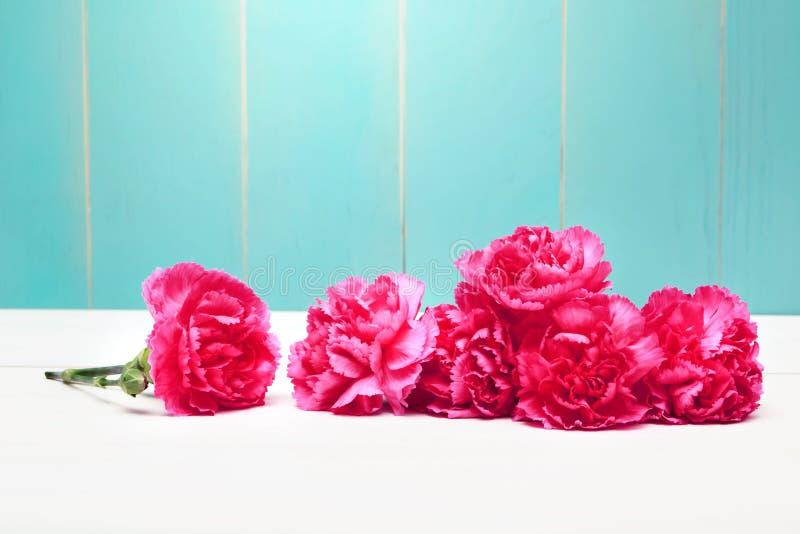 nyanserad blomma royaltyfri bild