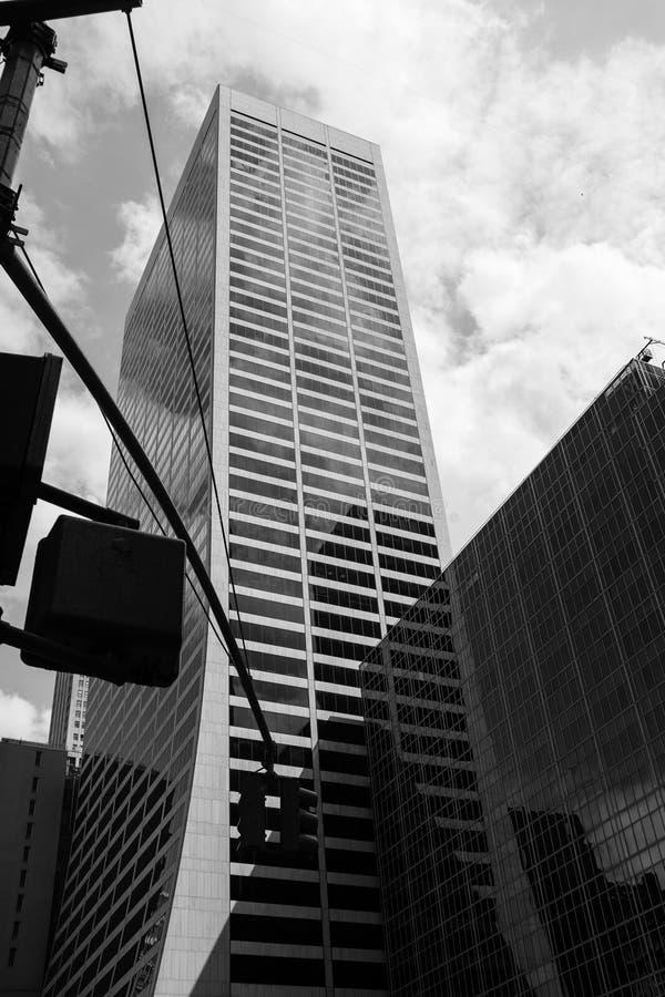 NYC środka miasta budynki fotografia royalty free