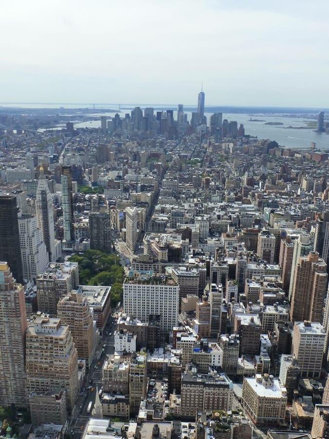NYC arkivbild
