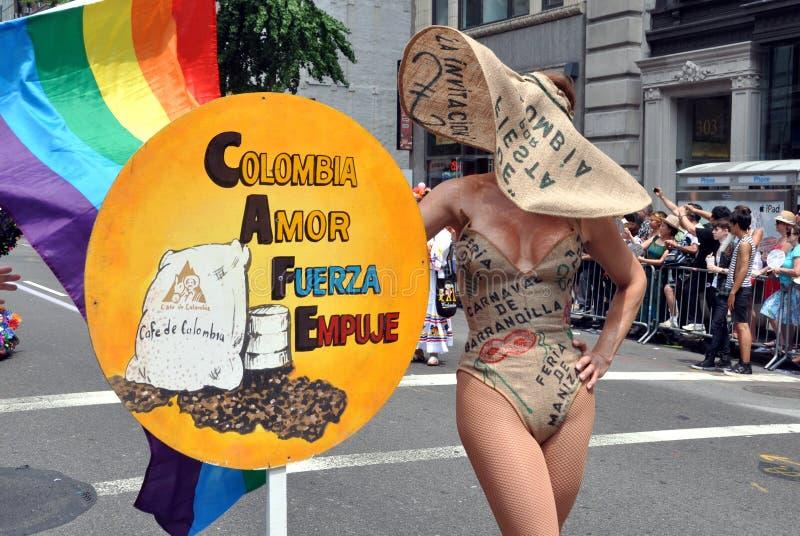 Tranny brazil march