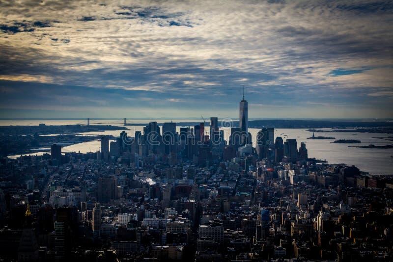 NYC fotografía de archivo