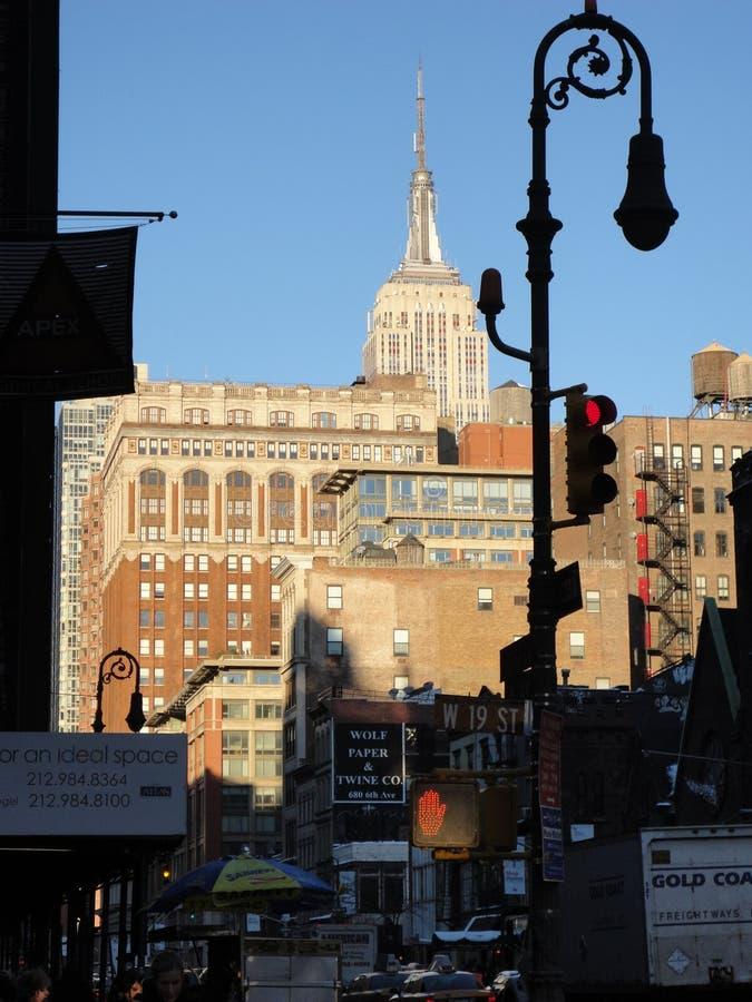 NYC стоковое фото