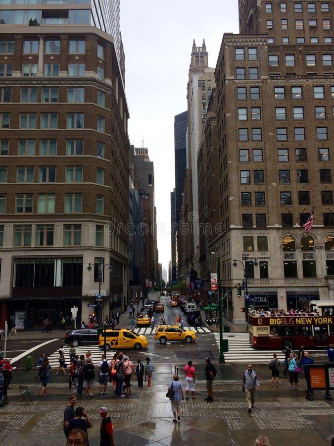 NYC photographie stock libre de droits
