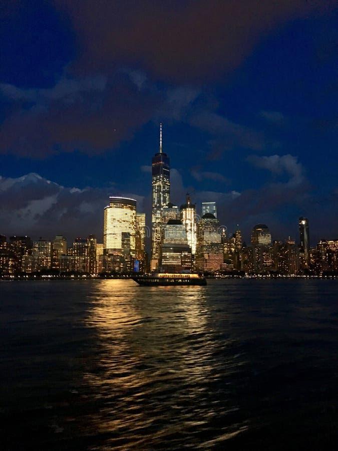 NYC fotografía de archivo libre de regalías