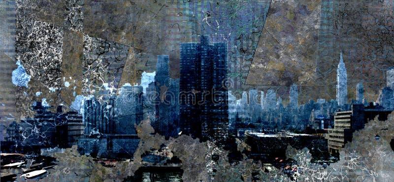 NYC lizenzfreie abbildung