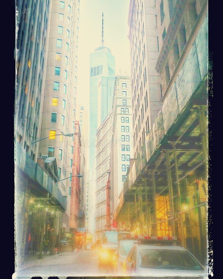 NYC 图库摄影