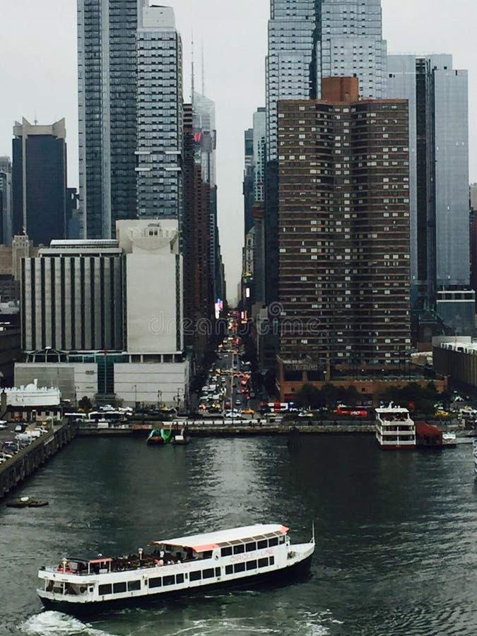 NYC royaltyfria foton