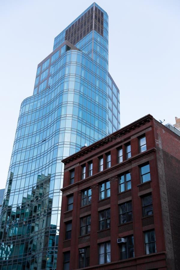 NYC architektura obrazy stock
