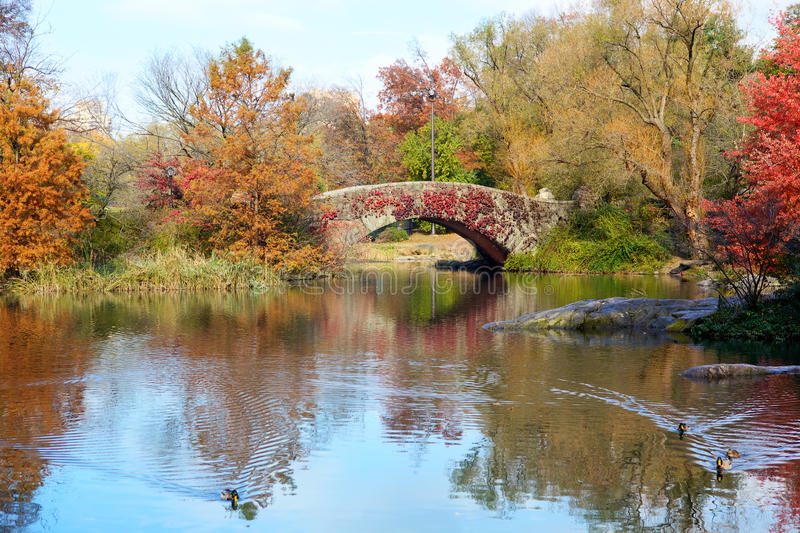 NYC Central Park photographie stock