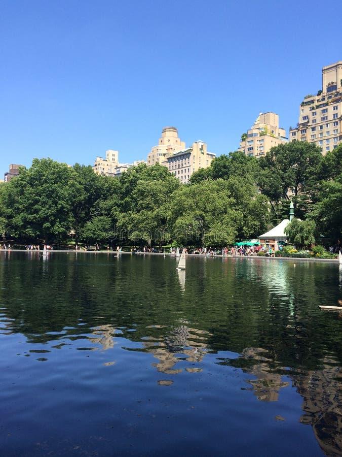 NYC Central Park photographie stock libre de droits