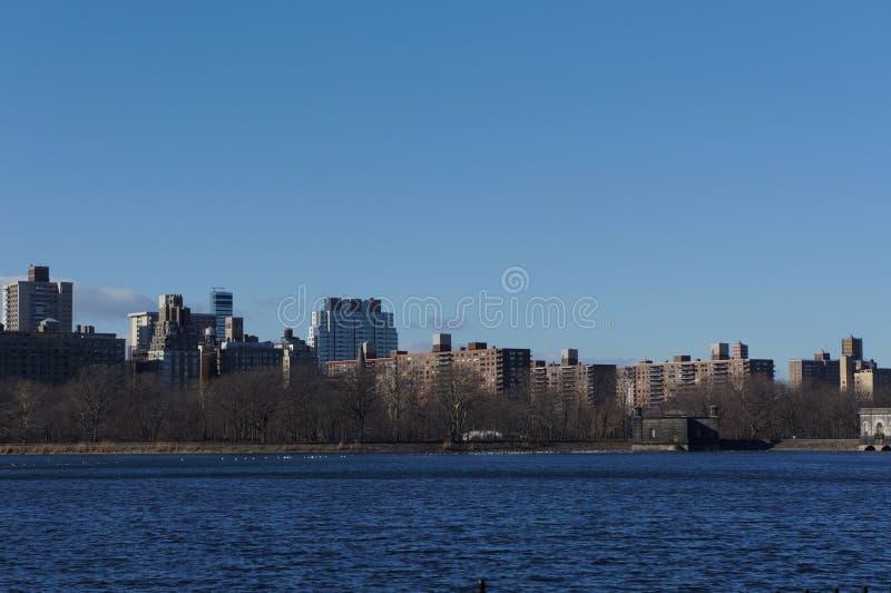 Nyc de Central Park fotos de archivo