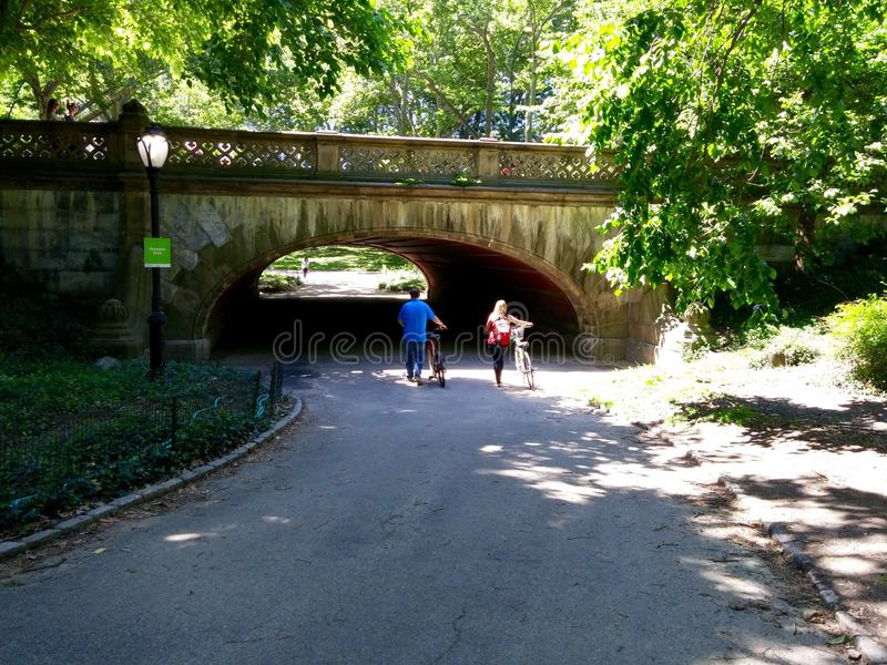 Nyc de Central Park photos stock