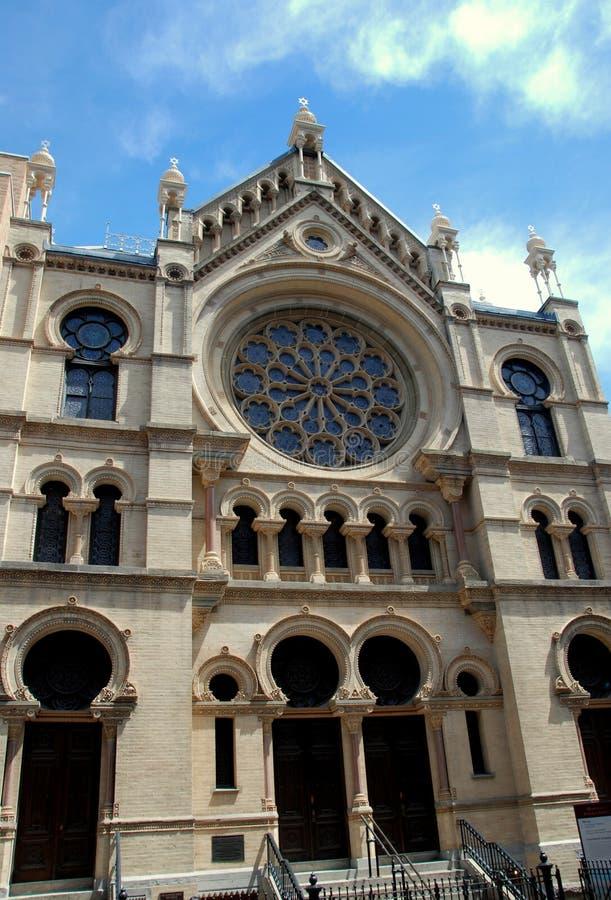 Download NYC: Eldridge Street Synagogue Stock Image - Image: 9644751