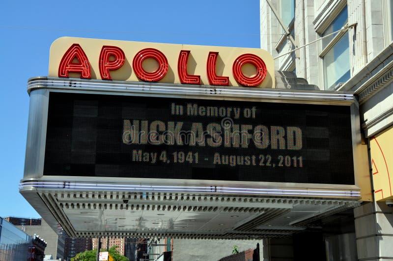NYC:  Harlem s Famed Apollo Theatre