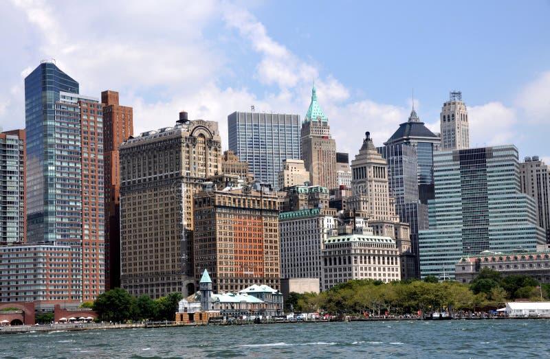 Download NYC: Lower Manhattan Skyline Editorial Stock Image - Image: 20617239