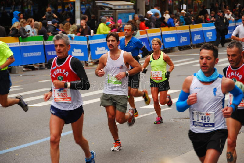 Download NYC Marathon 2013 editorial photography. Image of great - 34903537