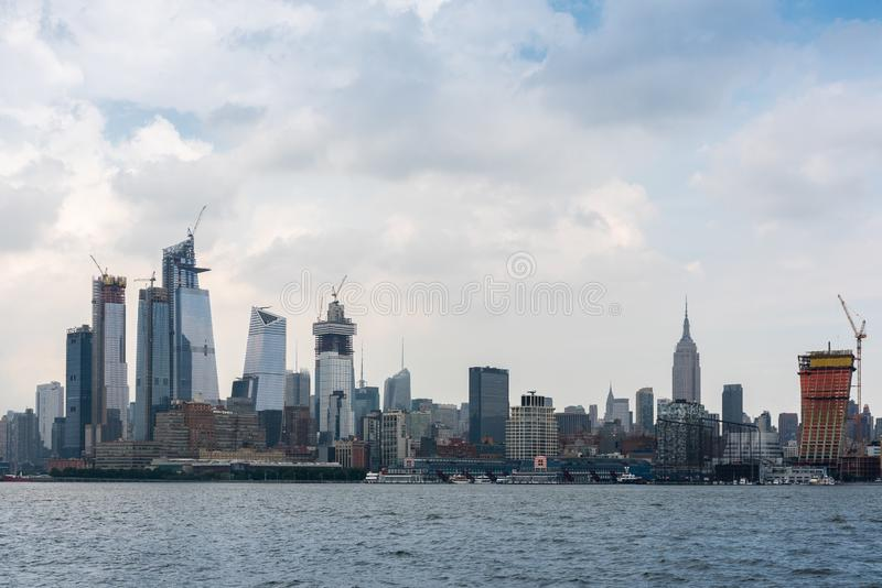 NYC NEW YORK CITY ETATS-UNIS image libre de droits