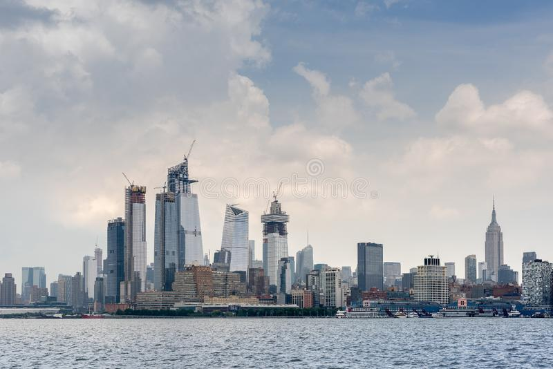 NYC NEW YORK CITY USA royalty free stock images