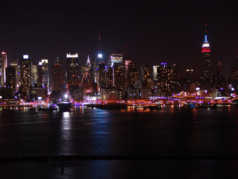 NYC Skyline stock images