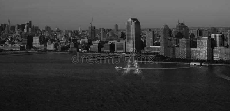 NYC-Skyline lizenzfreies stockbild
