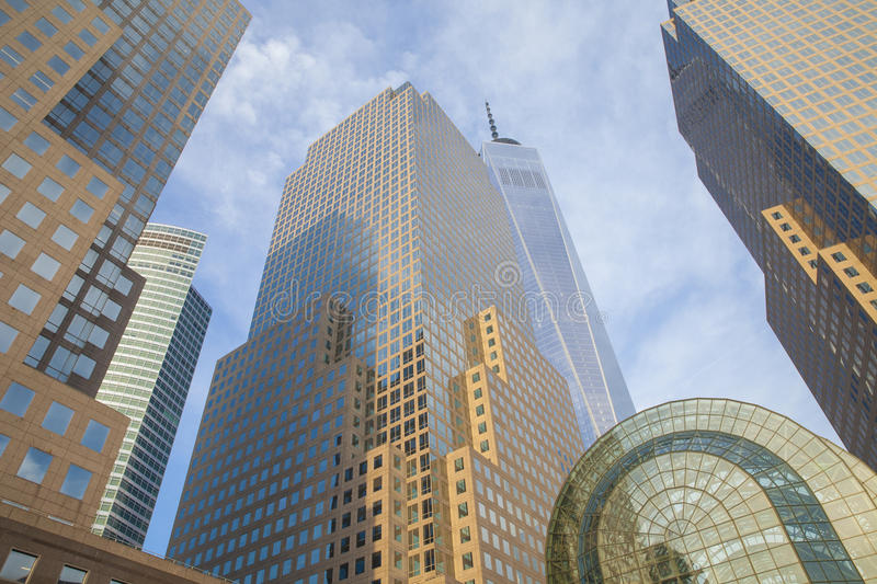 Download NYC Trade Center stock photo. Image of structure, financial - 57969610