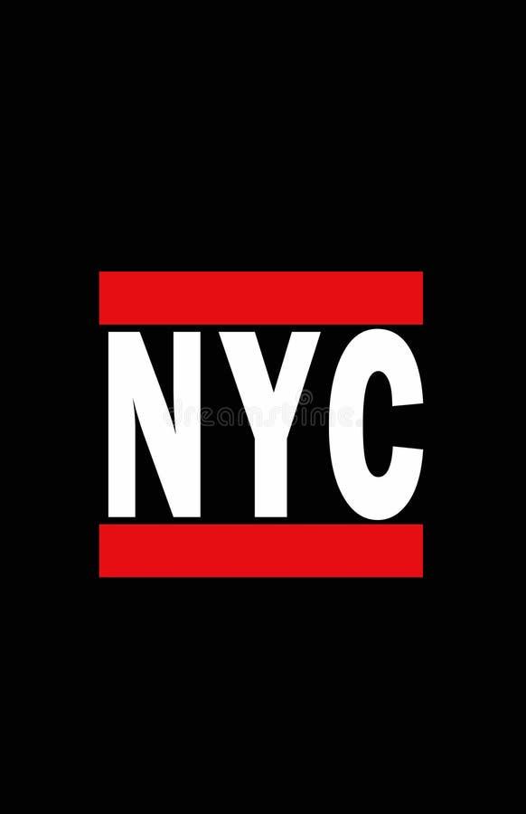 NYC royalty illustrazione gratis