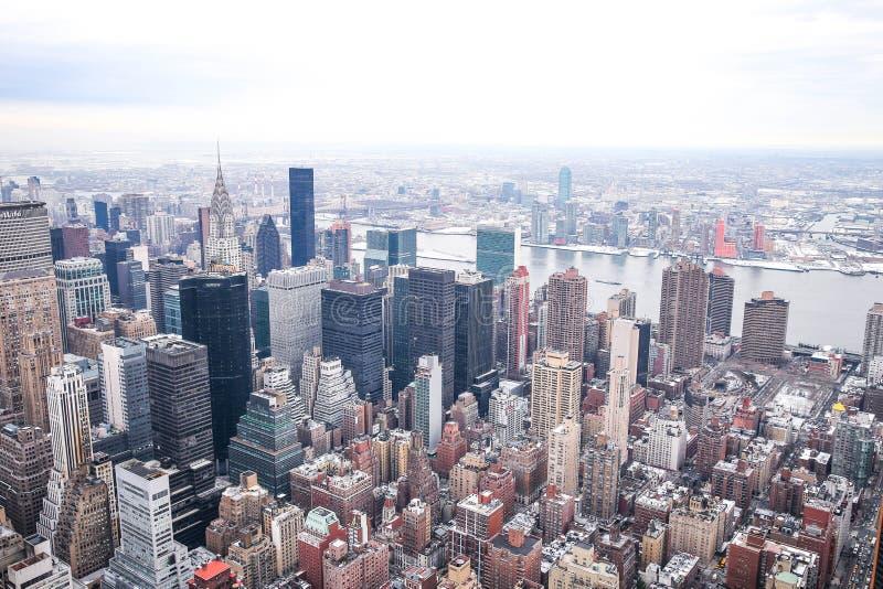 Download NYC widok obraz stock editorial. Obraz złożonej z stan - 57671019