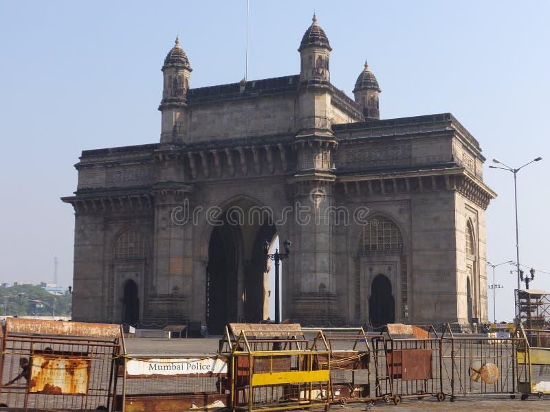 Nyckel av Indien i Mumbai, Indien royaltyfri bild