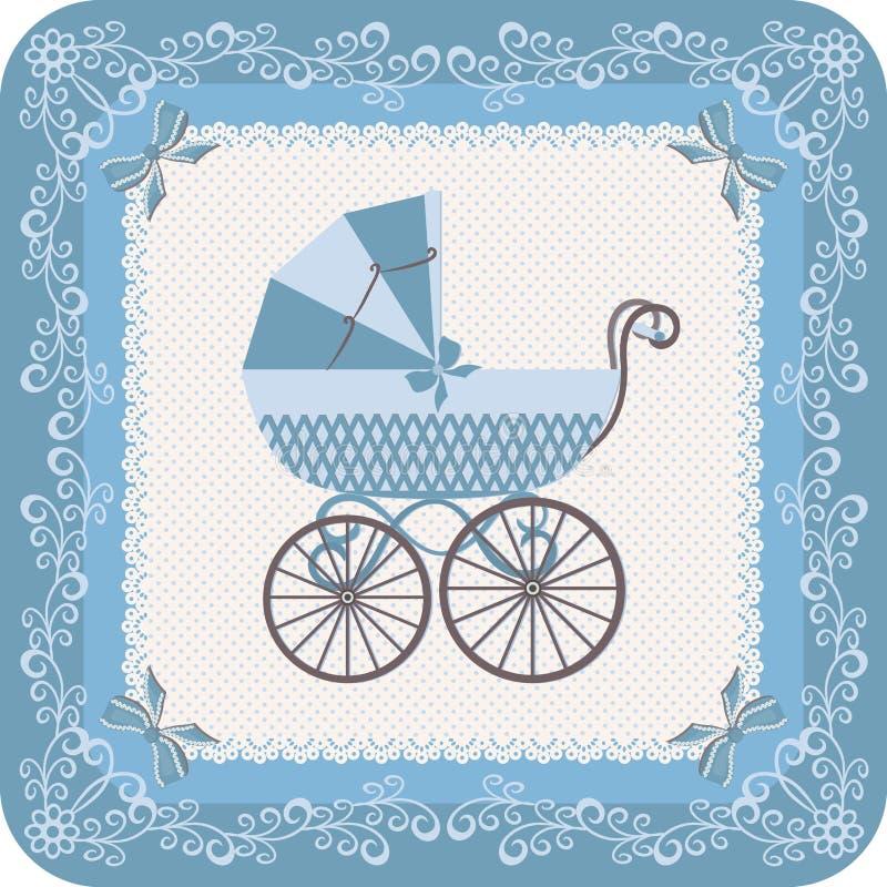 gratulationer till nyfödd pojke Nyfödd pojke vektor illustrationer. Illustration av person   33034053 gratulationer till nyfödd pojke
