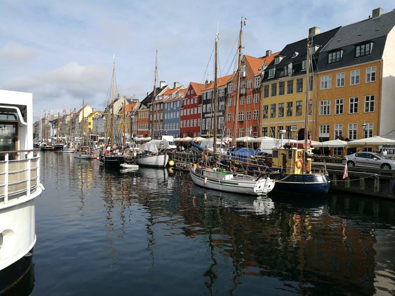 Nyhavn στοκ φωτογραφίες με δικαίωμα ελεύθερης χρήσης