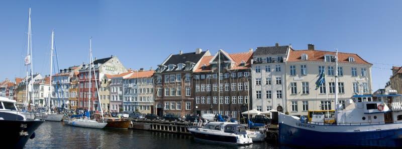 Nyhavn stock foto's