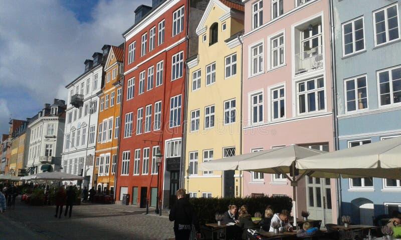 Nyhavn στοκ εικόνα με δικαίωμα ελεύθερης χρήσης