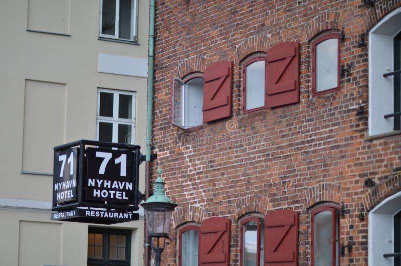 Nyhavn royalty free stock photo