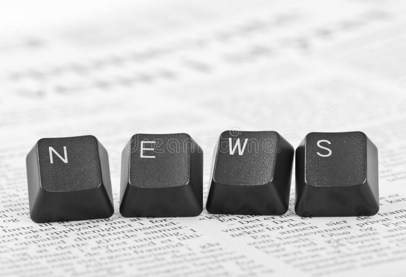 Nyheterna fotografering för bildbyråer