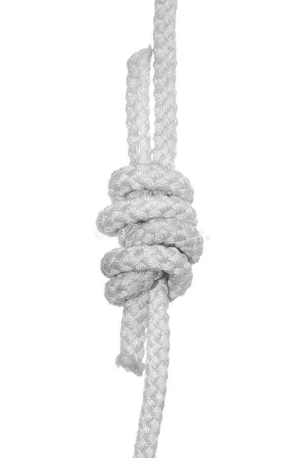 Nylon rope royalty free stock images