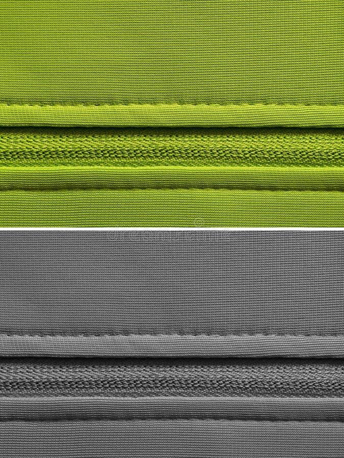 Nylon texture. Nylon fabric texture background, set royalty free stock image