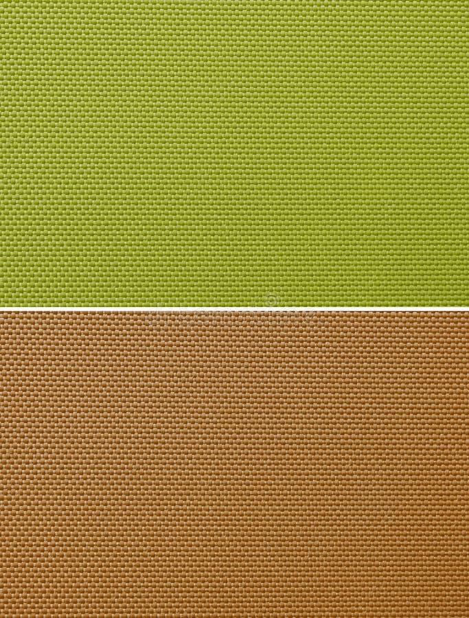 Nylon texture. Set nylon fabric texture background royalty free stock photo
