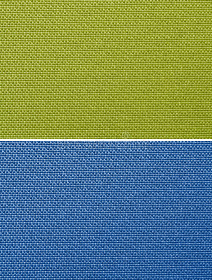 Nylon texture. Set fabric texture background. nylon royalty free stock images