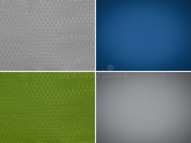 nylonowa tkaniny tekstura zdjęcie stock