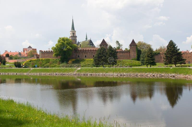 Nymburk, Tschechische Republik stockfoto