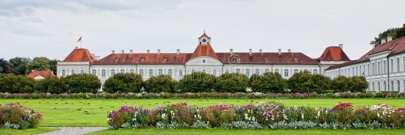 Nymphenburg城堡,慕尼黑,德国 库存照片