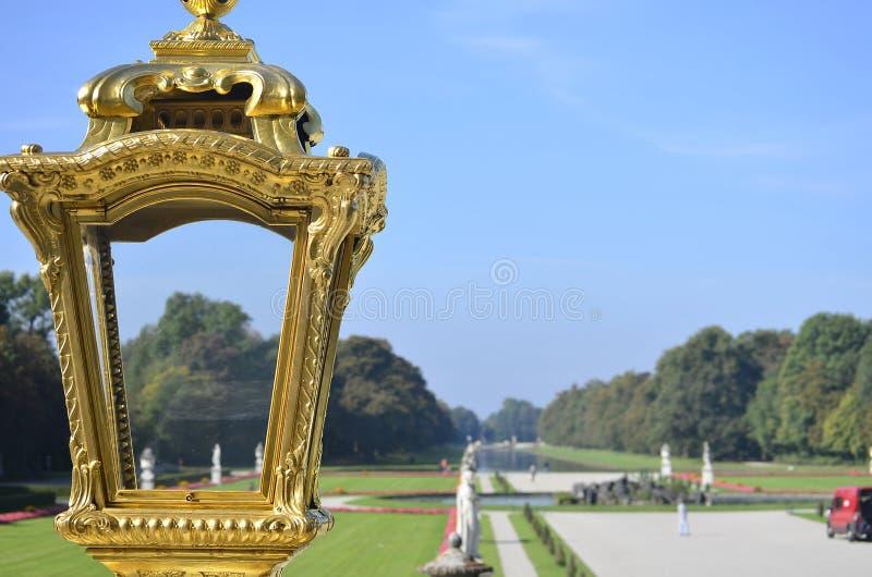 Nymphenburg royalty free stock photo