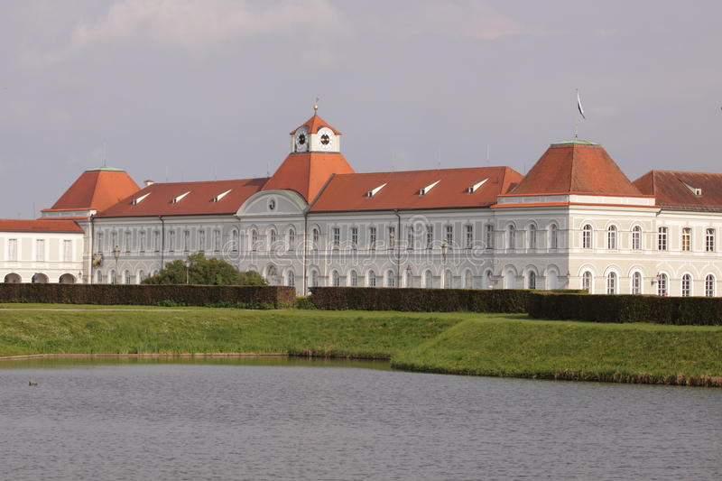 Download Nymphenburg palace stock photo. Image of germany, palace - 20621506