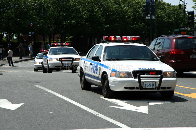 Download NYPD editorial image. Image of times, manhattan, billboards - 18171420